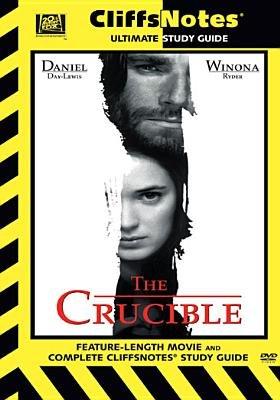 The Crucible (Region 1 Import DVD): Nicholas Hytner