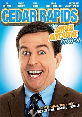 Cedar Rapids (Region 1 Import DVD, Special): Ed Helms, Isiah Whitlock Jr., Anne Heche, John C. Reilly