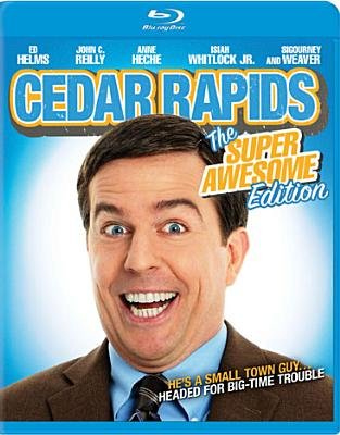 Cedar Rapids (Region A Import Blu-ray disc, Digital Copy In): Miguel Helms Arteta, John C. Reilly