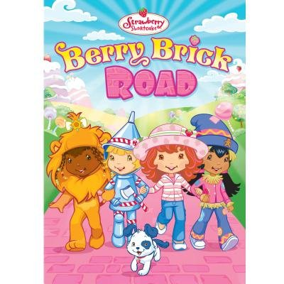 Strawberry Shortcake-Berry Brick Road (Region 1 Import DVD):