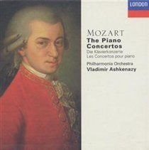 Various Artists - Piano Concertos (CD, Boxed set): Wolfgang Amadeus Mozart, Vladimir Ashkenazy, Philharmonia Orchestra, London...
