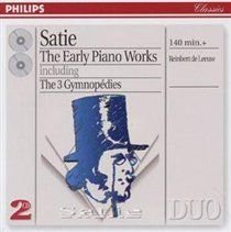Erik Satie - The Early Piano Works (CD, Imported): Erik Satie