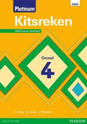 Platinum Kitsreken: Graad 4 KABV (Afrikaans, Staple bound): H. Barry, W. Colyn, J. Philander