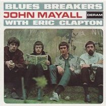 John Mayall with Eric Clapton - Blues Breakers (Vinyl record): John Mayall with Eric Clapton