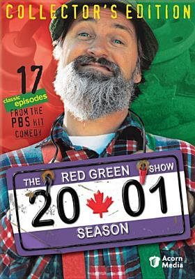 Red Green Show-2001 Season (Region 1 Import DVD): Steve Smith