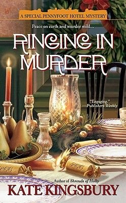 Ringing in Murder (Paperback): Kate Kingsbury