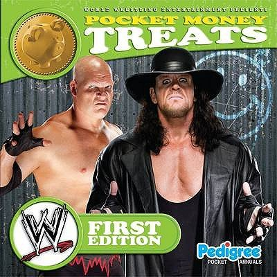 WWE Pocket Money Treats Series 1 2011 (Hardcover):