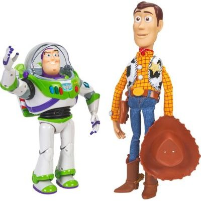 Toy Story Talking Buzz & Woody Buddie: