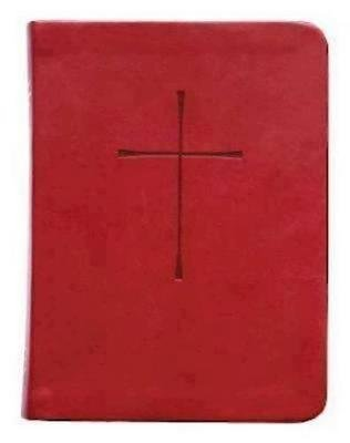 The Book of Common Prayer-Red (Paperback, 1979 ed.): Church Publishing