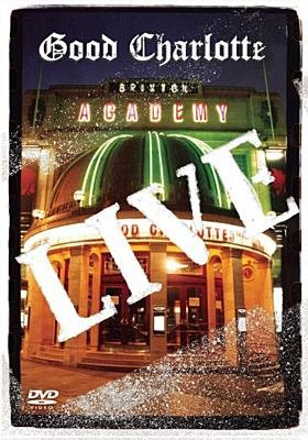 Good Charlotte: Live at Brixton Academy (Region 1 Import DVD):