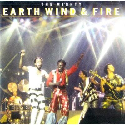 Earth,Wind &amp - Might Earth Wind & Fire CD (2007) (CD): Earth,Wind &amp, Fire