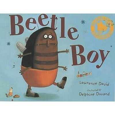 Beetle Boy (Paperback, New edition): Laurence David