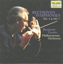 Various Artists - Beethoven Symphonies (CD): Ludwig Van Beethoven, Philharmonia Orchestra, Benjamin Zander