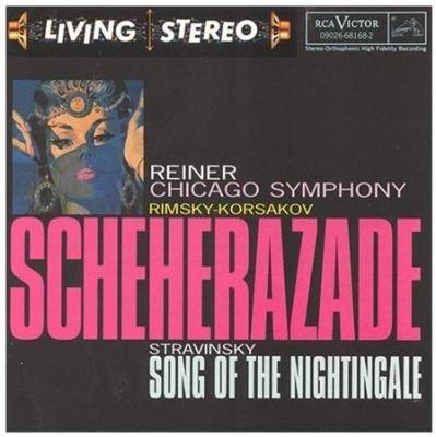 Rimsky-Korsakov, Nikolai / Stravinsky Igor - Scheherazade/Songs Of Nighting CD (1996) (CD): Rimsky-Korsakov/Stravinsky