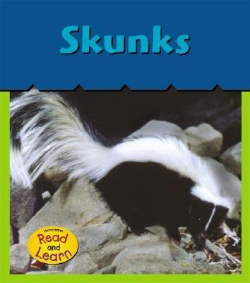 Skunks (Paperback): Patricia Whitehouse