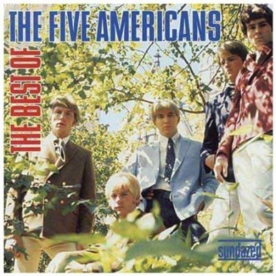 Best Of The Five Americans CD (2003) (CD): Five Americans