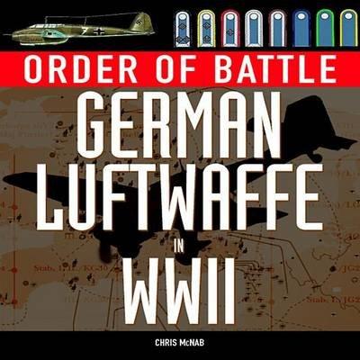 German Luftwaffe in World War II (Hardcover): Chris McNab
