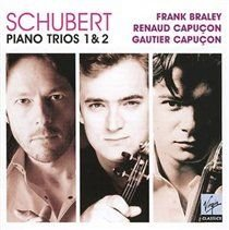 Various Artists - Piano Trios 1, 2 (Braley/capucon/capucon) (CD, Imported): Franz Schubert, Frank Braley, Renaud Capucon,...