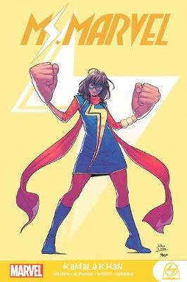 Ms. Marvel: No Normal (Paperback): Wilson G Willow