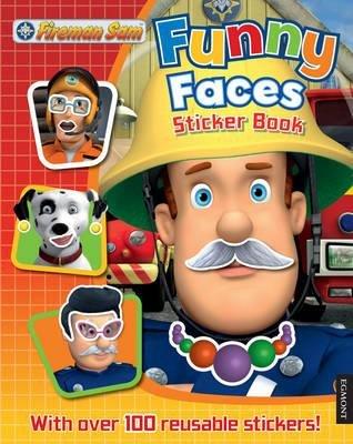 Fireman Sam Funny Faces (Paperback):