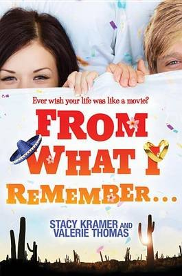 From What I Remember... (Paperback): Valerie Thomas