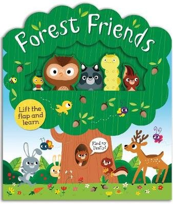 Forest Friends (Board book): Roger Priddy