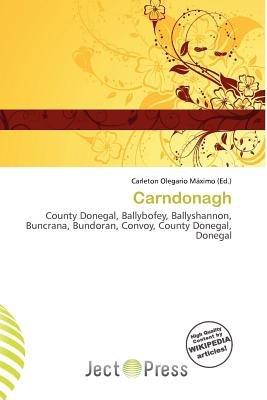 Carndonagh (Paperback): Carleton Olegario M. Ximo