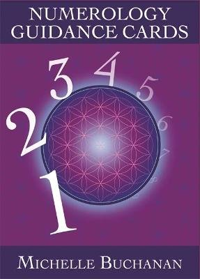 Numerology Guidance Cards - A 44-Card Deck and Guidebook (Cards): Michelle Buchanan