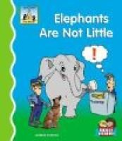 Elephants Are Not Little (Hardcover): Anders Hanson