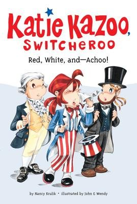 Red, White, And--Achoo! #33 (Electronic book text): Unknown