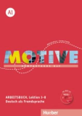 Motive - Arbeitsbuch A1 Lektion 1-8 mit MP3 Audio-CD (German, Mixed media product):