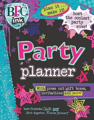 Best Friends Club Party Planner (Spiral bound):