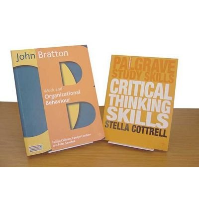 Work Organisational Behavour Critical Th (Paperback): S. Cottrell