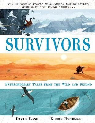 Survivors (Hardcover, Main): David Long