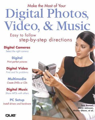 "Make the Most of Your Windows PC - AND ""Make the Most of Your Digital Photos, Video and Music"" (Paperback): Sherry Kinkoph..."
