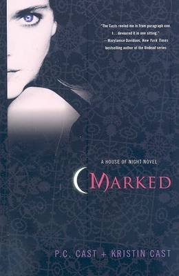 Marked (Large print, Hardcover, large type edition): P.C. Cast, Kristin Cast