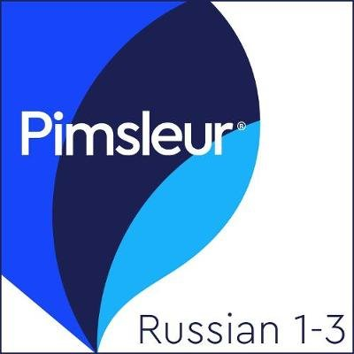 Pimsleur Russian Levels 1-3 MP3 - Learn to Speak and Understand Russian with Pimsleur Language Programs (Downloadable audio...