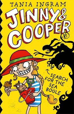 Jinny & Cooper: Search for the Sea Bogle (Paperback): Tania Ingram