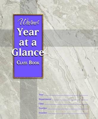 Year-At-A-Glance Record Book (Paperback): Warner Press