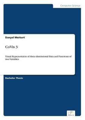 Covis 3 (Paperback): Danyel Merkert