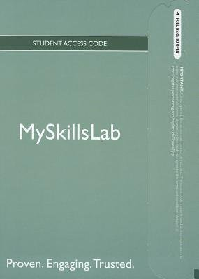 New MySkillsLab Without Pearson eText - Standalone Access Card (Online resource): Pearson