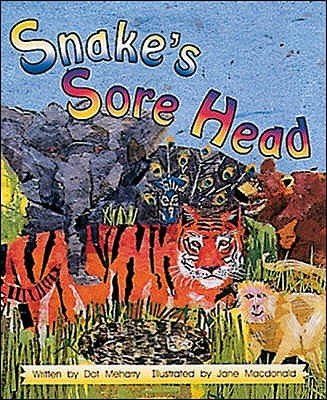 The Snake's Sore Head (9) - Set A Early Guided Readers (Paperback): McGraw-Hill Education