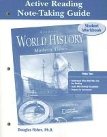 Glencoe World History, Active Reading Note-Taking Guide Student Workbook - Modern Times (Paperback, Student ed.): McGraw-Hill...