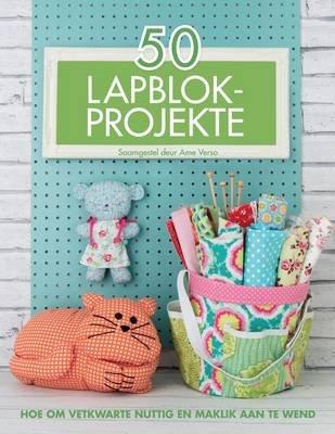 50 Lapblokprojekte (Afrikaans, Paperback):