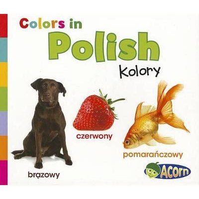 Colors in Polish: Kolory (World Languages - Colors) (Polish, Paperback): Daniel Nunn