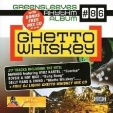 Ghetto Whiskey (Greensleeves Rhythm Album) (CD, Parental Adviso): Various Artists