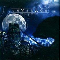 Leverage - Circus Colossus (CD, Imported): Leverage