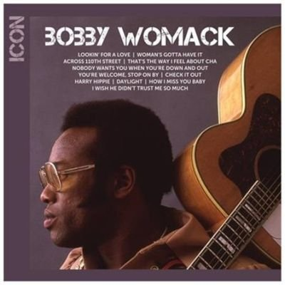 Icon:bobby Womack CD (2013) (CD): Bobby Womack
