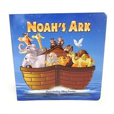 Noah's Ark (Board book): Carrie Socha