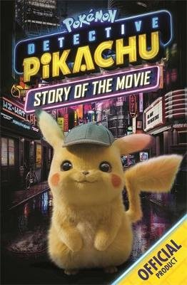 Detective Pikachu: Story of the Movie (Paperback): Pokemon